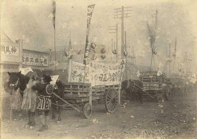 株式会社日直商会の創業は1908年
